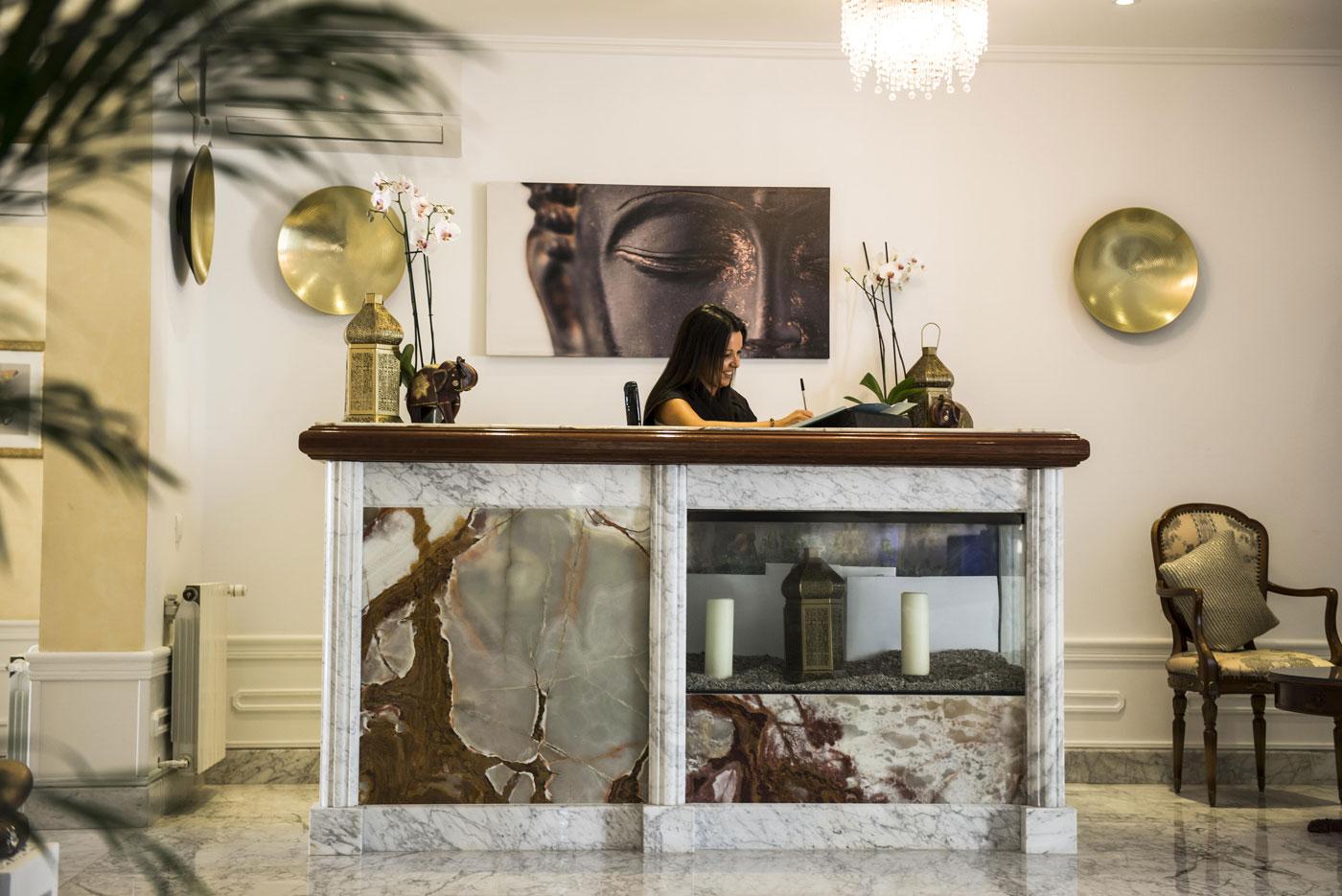 Interior luxuryoga