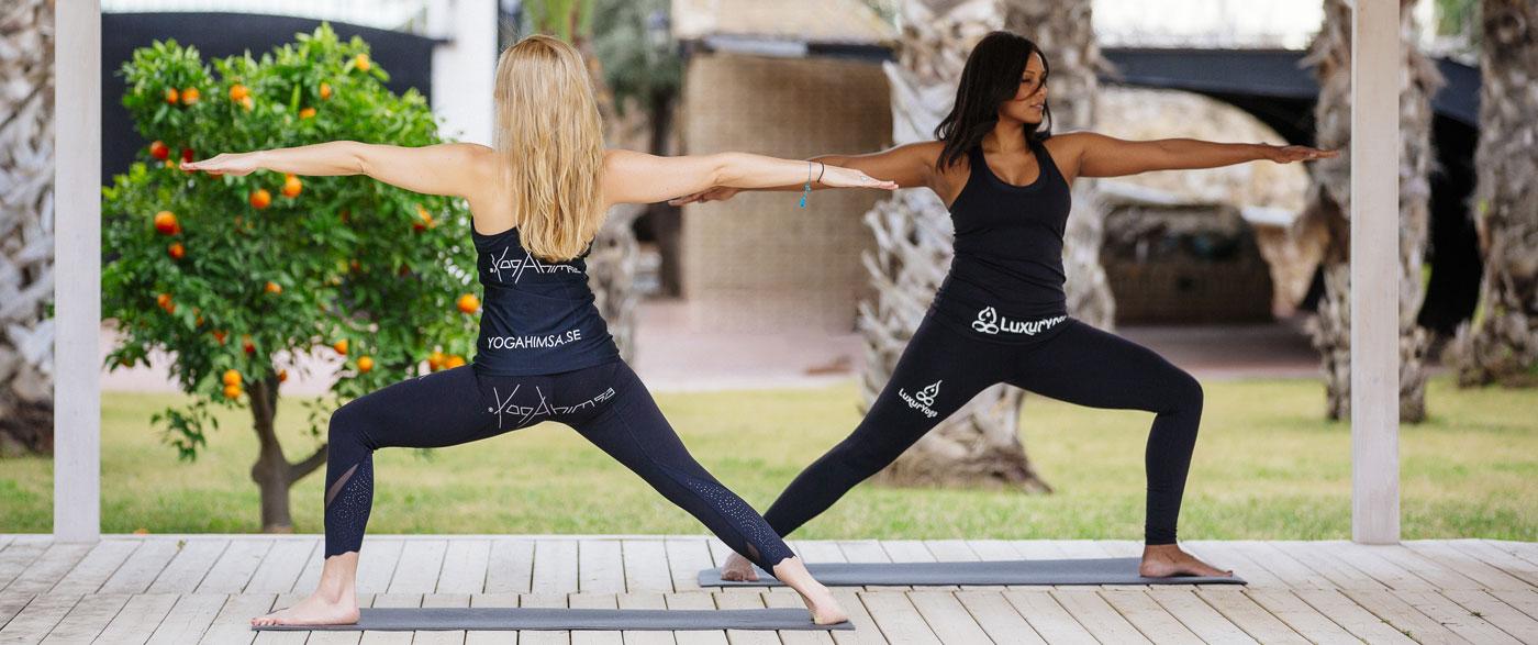 Yoga Luxuryoga